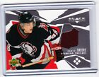 03 04 2003 04 BLACK DIAMOND DANIEL BRIERE JERSEY DT DB BUFFALO SABRES