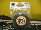 Philadelphia Flyers Hockey Puck Bank NHL Rare Collectable FREE SHIPPING