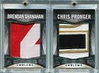 2015 ITG Superlative Emblems game used patch Chris Pronger 1 6