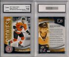 2011 12 UD SEAN COUTURIER ROOKIE CARD 5 MINT 10 RC 11 12 PHILADELPHIA FLYERS