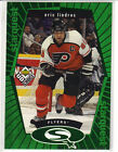 98 99 UD Choice STARQUEST Eric Lindros GREEN FLYERS