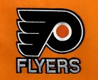 PHILADELPHIA FLYERS LARGE 5 inch JERSEY JACKET PATCH IRON ON UNSOLD STOCK