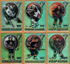 2000 01 PACIFIC  PS TITANIUM RETAIL  ROOKIES PICK FROM DROP DOWN LIST  199