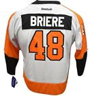 NHL Philadelphia Flyers Briere Youth Ice Hockey Shirt Jersey