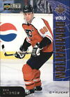 1997 98 Collectors Choice World Domination W7 Eric Lindros NM MT