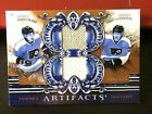 2010 11 Artifacts Tundra Tandems Daniel Briere James Van Riemsdyk 30 125