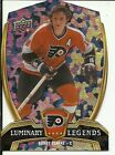 Bobby Clarke 2015 16 Upper Deck Luminary Legends Insert CardFlyers  CCBB