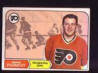 1968 69 Opeechee 89 Bernie Parent rookie Ex+
