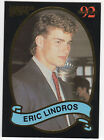 1992 AMERICAN SPORTS MONTHLY ERIC LINDROS 02249