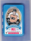 ERIC LINDROS 97 98 DONRUSS PREFERRED TIN TIN IS EMPTY NO CARDS