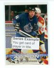 2003 04 BAP In The Game Action John LeClair 433 Philadelphia Flyers