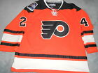 MATT READ PHILADELPHIA FLYERS 24 Sewn Jersey WINTER CLASSIC 2012 REEBOK SZ 50