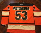 Shayne Gostisbehere new Philadelphia Flyers Winter Classic 2XL jersey With Tags