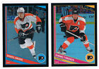 2013 14 DANIEL BRIERE O PEE CHEE BLACK FOIL PARALLEL 9 FLYERS 001 100