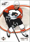 2005 06 FLYERS Upper Deck Ice 73 Simon Gagne