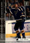 2001 02 BLUES BAP Memorabilia He Shoots He Scores Points 9 Chris Pronger 1 pt