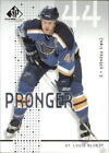 2002 03 SP Game Used 43 Chris Pronger NM MT