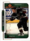 1999 00 Upper Deck MVP 162 Daniel Briere NM MT