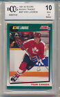 1991 Score Rookie  Traded Eric Lindros 88T BCCG10 BCCG