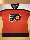 PHILADELPHIA FLYERS VINTAGE PRO PLAYER JERSEY REEBOK YOUTH S M