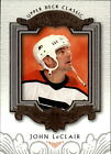 2003 04 Upper Deck Classic Portraits NHL 72 John LeClair Philadelphia Flyers