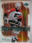 2000 01 U D PROS AND PROSPECTS PRO MOTION JOHN LECLAIR  FLYERS BOX 40