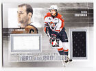 Eric Lindros Couturier 2010 11 ITG Heros Prospects Update Dual Jersey Silver 50
