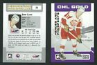 BOBBY CLARKE 2005 06 In The Game CHL Grad Base Card 30 Flyers Legend MINT