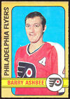1972 73 OPC O PEE CHEE HOCKEY 206 BARRY ASHBEE NM PHILADELPHIA FLYERS CARD