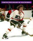BOBBY CLARKE Philadelphia Flyers LICENSED picture un signed poster 8x10 photo