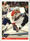 1993 94 Topps Premier 181 John LeClair NM MT