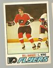1977 1978 Topps Hockey Set BILL BARBER Card