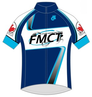 Cycling Jersey Front