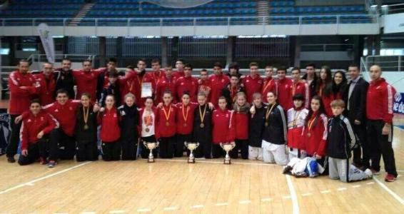 Open de España 2014 - Federación Madrileña de Taekwondo