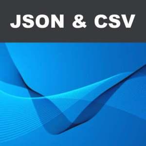 Delphi XE5 Firemonkey JSON CSV