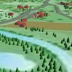 Delphi XE5 Firemonkey Level Map Editor 3D
