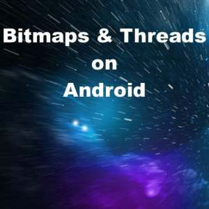 Delphi XE5 Firemonkey Android Bitmap Thread