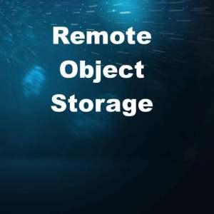 Delphi XE6 Firemonkey Remote Object Storage