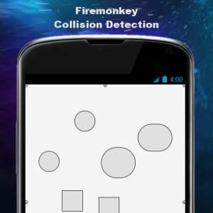 Delphi XE6 Firemonkey Collision Detection