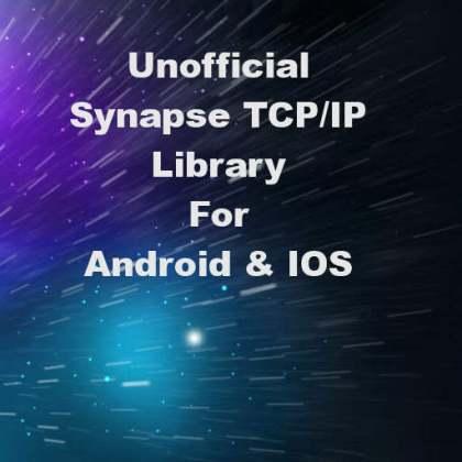 Delphi XE6 Firemonkey Unofficial Synapse TCP/IP Mobile