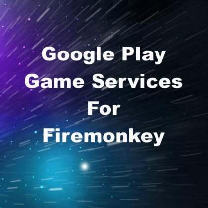 Delphi XE7 Firemonkey Google Play Game Services JAR API