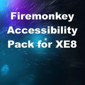 Delphi XE8 Free Accessibility Pack For Windows And Mac OSX