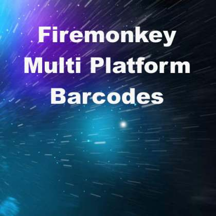 Delphi XE8 Firemonkey Generate Barcodes On Android And IOS