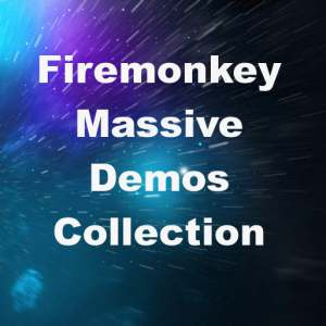 Delphi XE8 Firemonkey Source Code Demos Android IOS