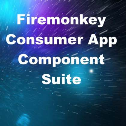 Delphi 10 Seattle Consumer App Component Suite Android IOS