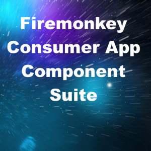 Delphi 10 Seattle Consumer App Component Suite Android IOS