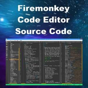 Delphi 10 Seattle Firemonkey Code Editor Object Pascal Source Code