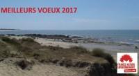 Les bénévoles et les salariés de FNE Pays de la Loire vous souhaitent une Belle et Heureuse année 2017 !