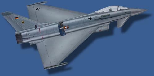 depron-eurofighter