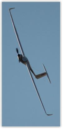 ASW28 EPO Electric Glider